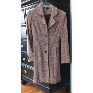 Express pea coat